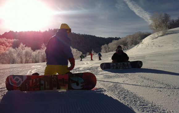Outdoor Event 「Snow Board」