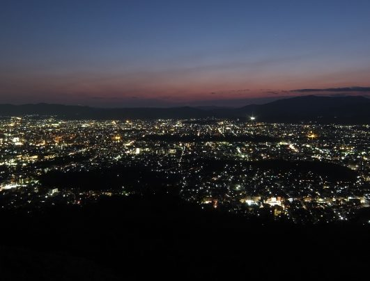 Outdoor Event 「Night Hike -DAIMONJI-」