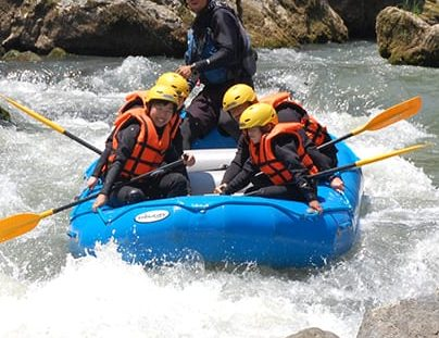 Outdoor Event 「RAFTING&BBQ」